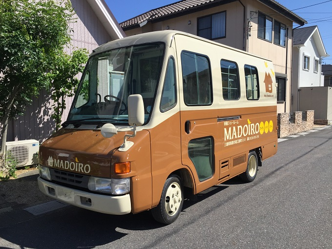 MADOIRO号まえ